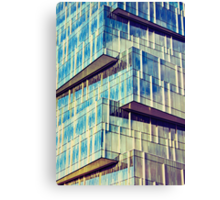 Urban Matchstick Canvas Print