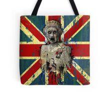 Old Dead Queen Tote Bag