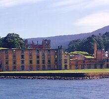 Historic Penitentiary, Port Arthur by Michael John