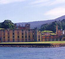 Historic Penitentiary, Port Arthur by Michael John