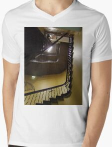 Staircase 1 Mens V-Neck T-Shirt