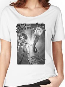 Jessica Wants Her Body Back! Women's Relaxed Fit T-Shirt