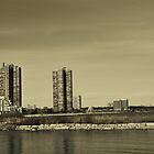 New City....Water front Toronto! by sendao
