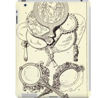 A Handbook Of Ornament With Three Hundred Plates Franz Sales Meyer 1896 0429 Metal Objects Hand Mirror iPad Case/Skin