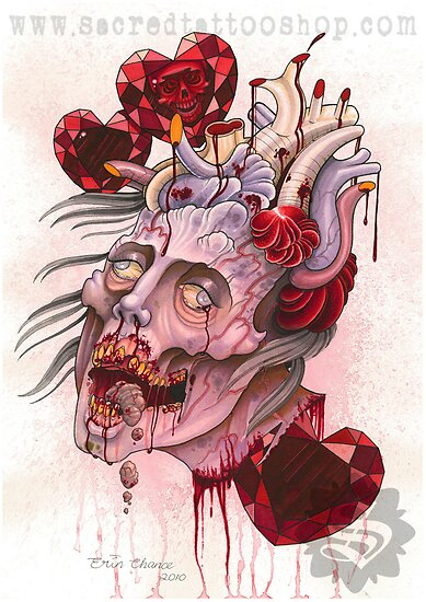 Zombie Heart by BadTaste