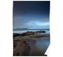 Dee Why Sunset 1 Poster