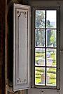 Watercolor Window by Ainsley Kellar Creations