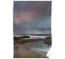 Dee Why Beach Sunset 2 Poster