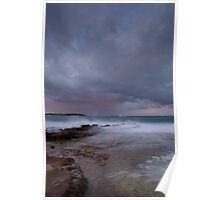 Dee Why Beach Sunset 3 Poster