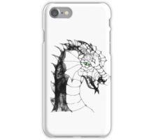 Scribbler Dragon iPhone Case/Skin