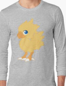 Chocobo Long Sleeve T-Shirt