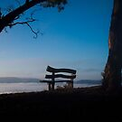 I've saved you a seat_Hill End by Sharon Kavanagh