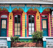 Gingerbread House by Lori Gagliano