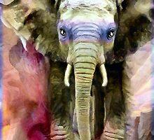 Baby Shaman Elephant Totem & Spirit Guide, 2007  by ArtStudio66