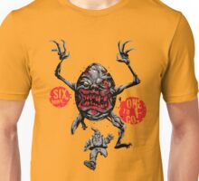 Dawn of the Dumpty: Six Dwarves Down... Unisex T-Shirt
