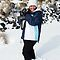 photoj Tas, I'm Having Fun In The Snow! by photoj