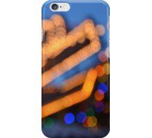 Blurred Paradise  iPhone Case/Skin