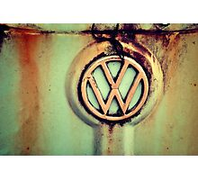 The incomparable VW...Thing Photographic Print