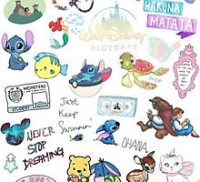 disney by iheartcory