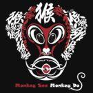 Monkey Black by bkphoto