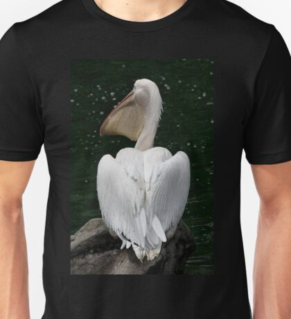 Great White Pelican Unisex T-Shirt