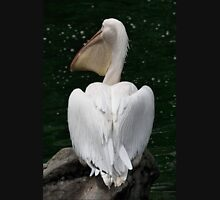 Great White Pelican Unisex T-Shirt