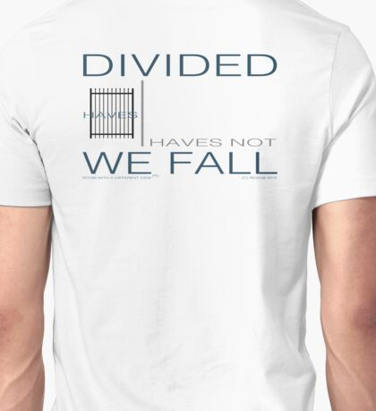 the income inquality Unisex T-Shirt