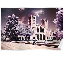 Royce Hall Poster