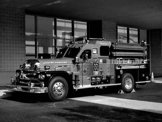 Fireman's Antique by InvictusPhotog