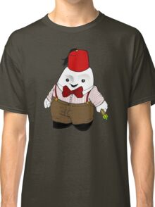 Adipose as the 11th Doctor Classic T-Shirt