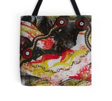 DNA - Abstract Section  Alternate Tote/Pillow Tote Bag