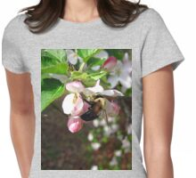 sweet taste of spring Womens Fitted T-Shirt