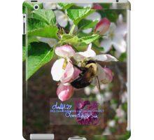 sweet taste of spring iPad Case/Skin