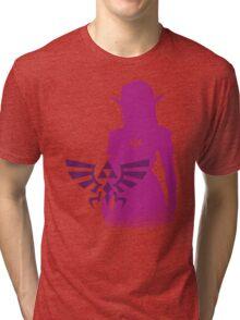 Princess Zelda Tri-blend T-Shirt