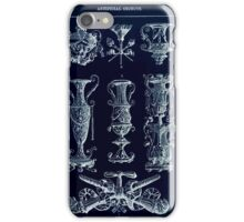 A Handbook Of Ornament With Three Hundred Plates Franz Sales Meyer 1896 0139 Artificial Objects Miscellaneous Inverted iPhone Case/Skin