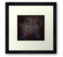 Inner Jail © Vicki Ferrari Framed Print