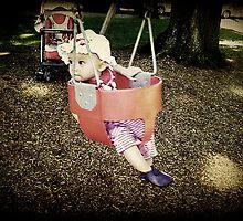 Little Swinger by Anne  McGinn