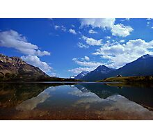 A Waterton Day Photographic Print