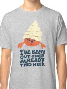 Hermit Crab Classic T-Shirt