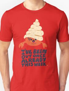 Hermit Crab Unisex T-Shirt