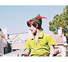 Peter Pan On Soundsational Parade  Photographic Print