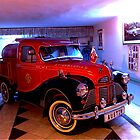 Old Maltese truck but sill in good condition by Edgar023