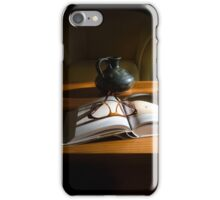 Oranges in Natural Afternoon Sun iPhone Case/Skin