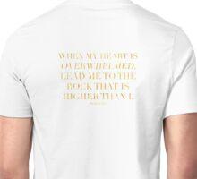 Psalm 61:2 Unisex T-Shirt