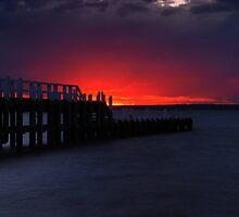Pioneer Bay Display by KeepsakesPhotography Michael Rowley