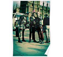 Punks on Parade:-) Poster