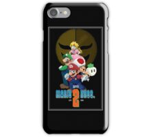 Pixel Super Mario Bros. 2 iPhone Case/Skin