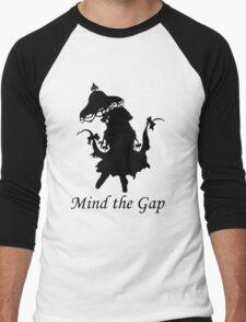 Yakumo Yukari - Touhou Project (Black) (Mind the Gap) Men's Baseball ¾ T-Shirt
