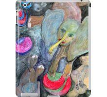 Dumb Elephant Tricks iPad Case/Skin