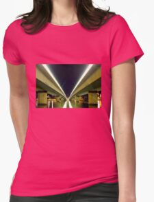 Parliament House Womens Fitted T-Shirt